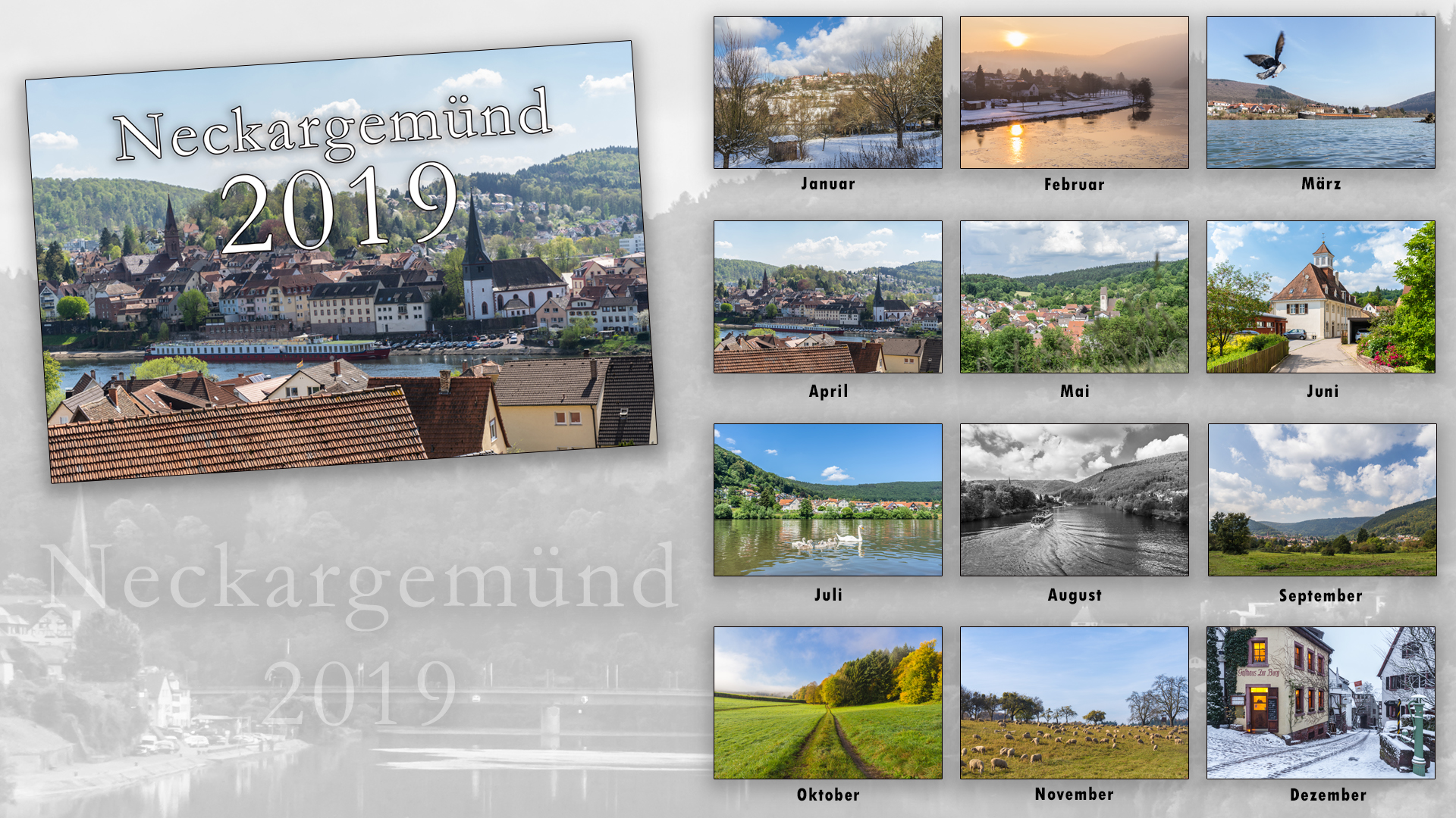 Calendar preview: Neckargemünd